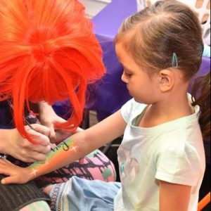 free face painting Madfun Kids Parties Melbourne