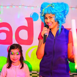 children's kids party entertainment Melbourne