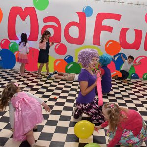 Childrens Party Games Kids Parties melbourne Madfun Kids Disco