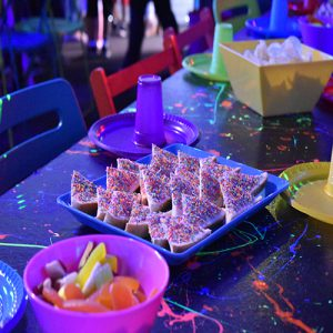 Childrens Party Fairy Bread Madfun Kids Discos