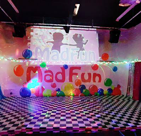 Kids birthday parties melbourne Madfun Kids Disco Knox