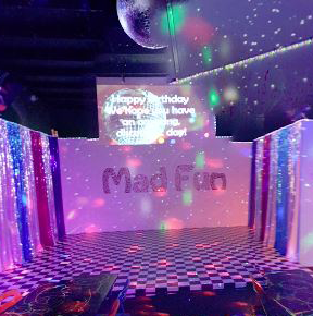 childrens birthday party venues melbourne moorabbin madfun kids disco