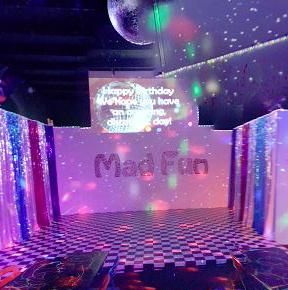 childrens birthday party venues melbourne moorabbin madfun kids disco