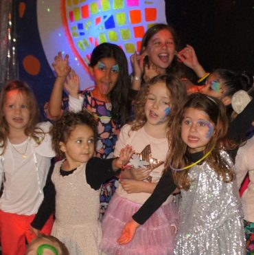 Madfun girls birthday party review